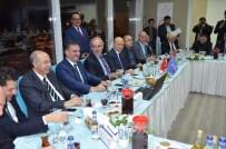 TERMAL TESİS - Belediye Başkanları Koordinasyon Toplantısı Gemlik'te Yapıldı