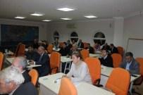 ELEKTRİK ABONESİ - Didim Belediyesi Muhtarları Dinledi
