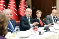 HALUK KOÇ - Kılıçdaroğlu, Gazetelerin Ankara Temsilcileriyle Biraraya Geldi