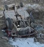 Elazığ'da Trafik Kazası Açıklaması 2 Ölü, 2 Yaralı