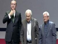 NURI PAKDIL - Nuri Pakdil meşhur selamını tekrarladı