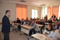 ERKAN TEMEL - Öğrenciler, Velilere Meşe Palamudu Tohumu Dağıttı
