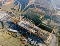 3. HAVALİMANI - 3. Havalimanı'nda çalışmalar son hız devam ediyor