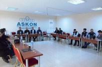 MESUT KARATAŞ - ASKON'un Cumartesi Buluşmaları Sürüyor