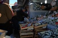 BALIKÇI ESNAFI - Balık Fiyatları Düştü