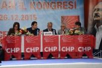 CHP Sinop İl Kongresi Yapıldı