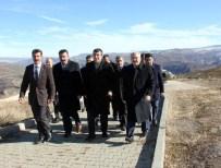 HAKAN BAYER - Kalkınma Bakanı Yılmaz, Bingöl'de