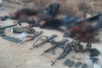 Mardin'de 5 PKK'lı öldürüldü