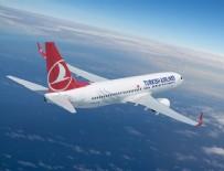 İRKUTSK - THY uçağı Rusya'ya acil iniş yaptı