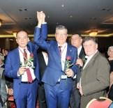 MURAT ÖZTANRıÖVER - CHP Adana İl Başkanlığına Ayhan Barut Seçildi