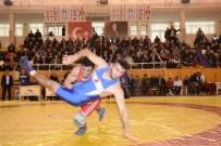 MURAT ÖZKAN - Hüseyin Akbaş Güreş Turnuvası'nda Şampiyon Türkiye