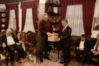 BÜROKRATLARI DERNEĞİ - Nevbiad Yöneticilerinden Belediye Başkanı Ünver'e Ziyaret