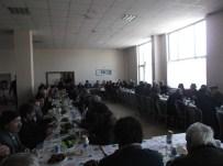 MASA SANDALYE - Tecde Kalkınma Derneği, İstişare Toplantısı Düzenledi