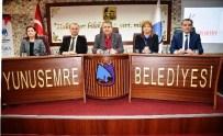 HÜSEYIN AKTAŞ - Yunusemre Belediye Başkanı Mehmet Çerçi Açıklaması