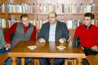 ASıMıN NESLI - Başkan Orhan, Üniversiteli AK Gençlikle Buluştu