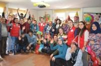 KOZCAĞıZ - Gençlik Merkezi Üyeleri Engelli Öğrencilerle Buluştu