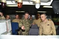 DOKTRIN - Genelkurmay Başkanı Orgenaral Akar, Kocaeli Ve Gölcük'teki Birliklerde İnceleme Ve Denetlemede Bulundu