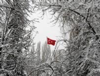 KAR UYARISI - Meteoroloji'den kar alarmı
