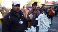 YILBAŞI ÇEKİLİŞİ - Bilet Satıcıları Büyük İkramiyenin Şanlıurfa'ya Çıkmasını İstiyor
