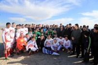 AKMESCIT - Talas Ve Bünyanlı Gençleri Kaynaştıran Turnuva