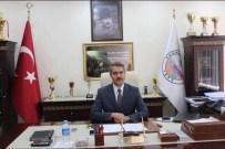 ASKERİ KIYAFET - Yılın Belediye Başkanı Yılmaz Bekler
