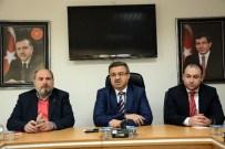ALI RıZA BEY - AK Parti Afyonkarahisar İl Başkanlığı Basın Toplantıları Devam Ediyor