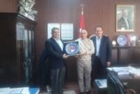 Başkan Yeşilyurt'tan Genel Müdür Akgündüz'e Ziyaret