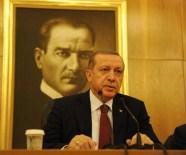 MİLLETVEKİLİ YEMİNİ - Cumhurbaşkanı Erdoğan Açıklaması 'Eline Saz Almakla Türkiye Partisi Olunmuyor'