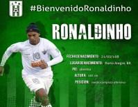 RONALDİNHO - İşte Ronaldinho'nun Yeni Takımı
