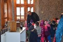 ŞEHİR MÜZESİ - Müze Minik Misafirlerini Ağırladı