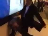 FOTOMONTAJ - Oyuncu Ersin Korkut havaalanında saldırıya uğradı