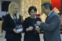YILBAŞI ÇEKİLİŞİ - Tepebaşı Belediyesi'nde Geleneksel Yeni Yıl Eğlencesi