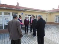 BÜYÜKKARABAĞ - Bolvadin'de Tarihi Binalarda Restorasyon Çalışması Yapıldı