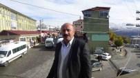 İSLAMKÖY - Diyarbakır'ın Kulp İlçesine Yılın İlk Karı Yağdı