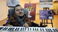CAM KEMİK HASTASI - Engelli Ressamın TEK Hayali Diplomalı Ressam Olmak