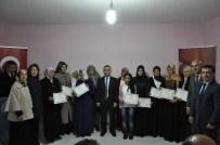 KıZıLCAÖREN - Eskişehir'de Makrame Eğitimi Ve Belge Töreni