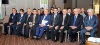 BÜLENT ÖZKAN - Gıda Sektöründe KOBİ'lerin Verimliliğinin Artırılması Projesi İşbirliği Protokolü İmzalandı
