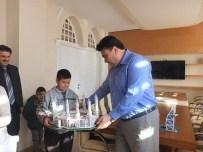EBRULİ - Öğrencilerden Başkan Ersoy'a Ziyaret