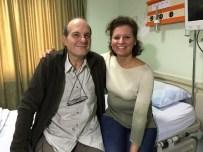 TEPECIK EĞITIM VE ARAŞTıRMA HASTANESI - Ölümü Bekleyen Felçli Hasta, Yürüyerek Taburcu Oldu