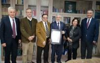 TÜRKIYE KALITE DERNEĞI - Prof. Dr. Ahmet Cevizci'nin Adı Kütüphanede Yaşayacak