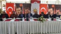 ERDAL YAĞLICI - AK Parti Teşkilatı Muhtarlarla Bir Araya Geldi