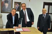 MEVLÜT YIĞIT - Akşehir Belediyesi'nde Sds Yenilendi