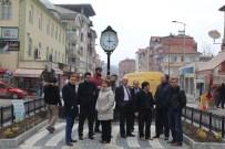 KOZCAĞıZ - Kozcağız'da Çevre Düzenlemeleri Tamamlandı