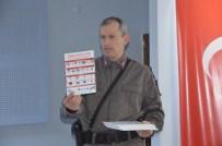 TRAFİK YÖNETMELİĞİ - Okul Servis Şoförleri Eğitimi Semineri Verildi