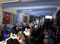 HIKMET ÖZDEMIR - Avrupalı Türk Demokratlar Birliği Üyeleri Wuppertal'da Buluştu