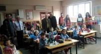 DOĞAL AFET SIGORTALARı KURUMU - Aydın Kızılay'dan Okullara Anlamlı Takvim