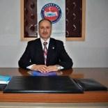 YILBAŞI PARTİSİ - Çaycuma Memur-Sen'den İlçe Milli Eğitim Müdürü Özdemir'e Destek