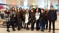 VEDA TÖRENİ - İkal Öğrenci Ve Öğretmenleri Almanya'ya Gitti