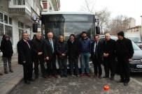 PARTIKÜL - Toplu Taşımada Engelli Ve Yaşlılara Özel Otobüs