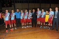 Trabzon'da Genç Erkekler Voleybol Müsabakaları Sona Erdi